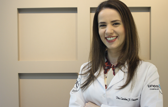 Dra. Carolina Ferrairo Danieletto Zanna